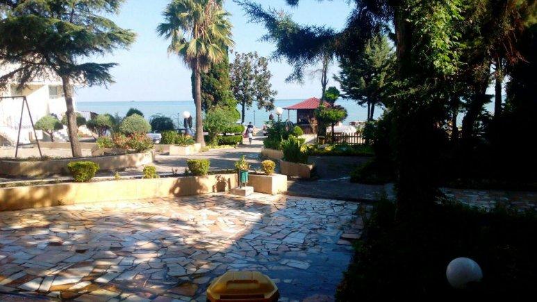 رزرو هتل سه ستاره صحرا نوشهر