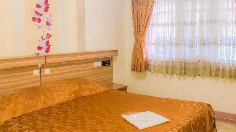 هتل عرش نوشهر اتاق دو تخته دابل