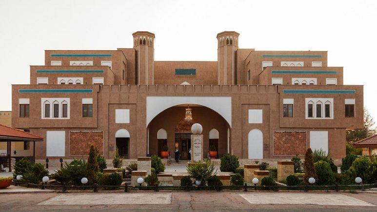 هتل پارسیان صفاییه یزد نمای بیرونی 1