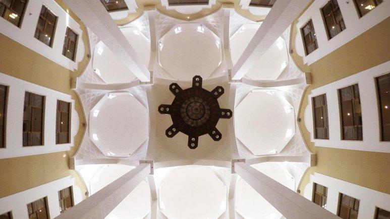 هتل پارسیان صفاییه یزد فضای داخلی هتل 3