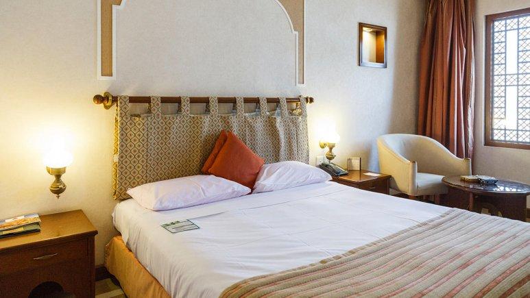 هتل پارسیان صفاییه یزد اتاق دو تخته دابل 3