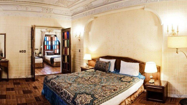 هتل پارسیان صفاییه یزد فضای داخلی سوئیت ها 5