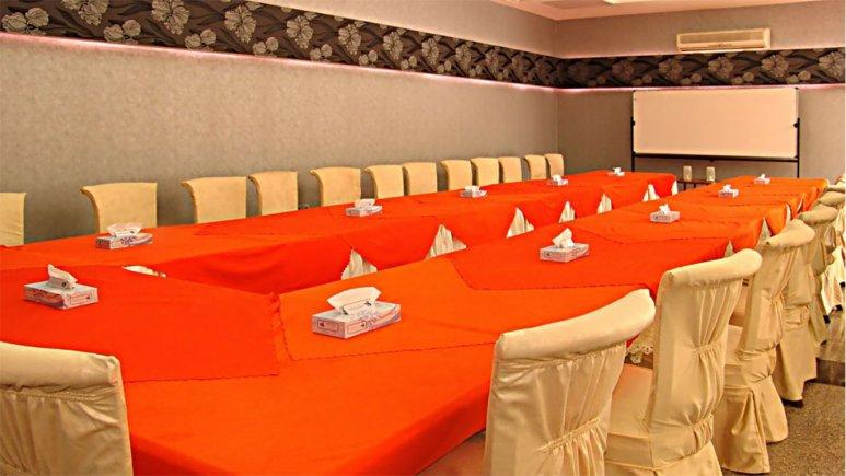 سالن هتل جهانگردی کرمان