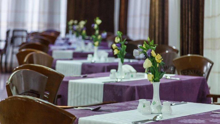 هتل رضویه مشهد رستوران 2