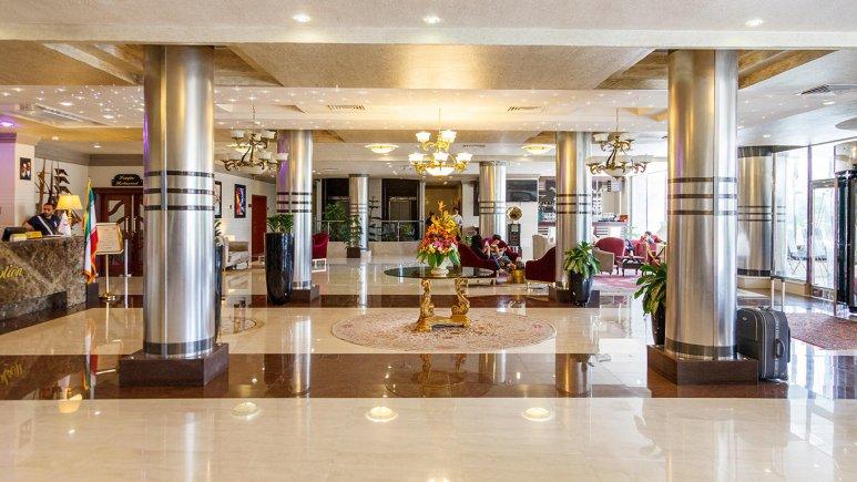 هتل ایران کیش لابی 1