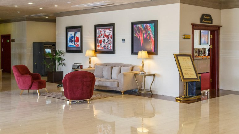 هتل ایران کیش لابی 2