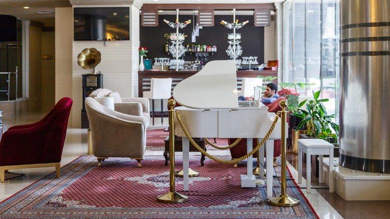 هتل ایران کیش لابی 4