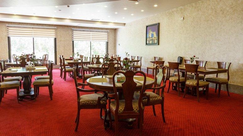 هتل ایران کیش رستوران 1