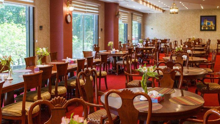 هتل ایران کیش رستوران 2