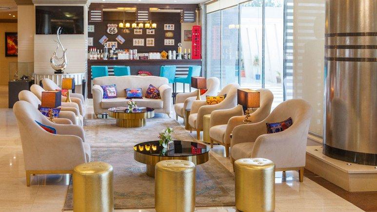 هتل ایران کیش کافی شاپ