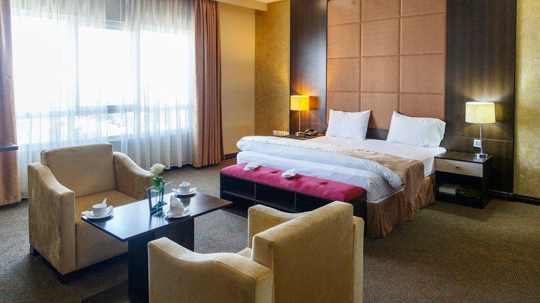 هتل ایران کیش اتاق دو تخته دابل 2