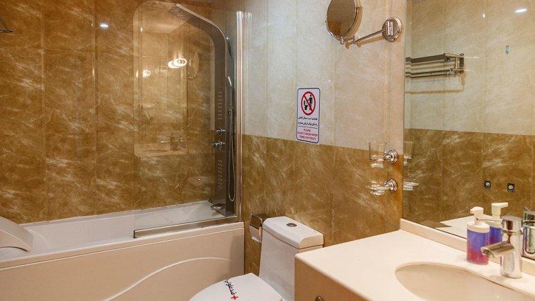 هتل ایران کیش سرویس بهداشتی