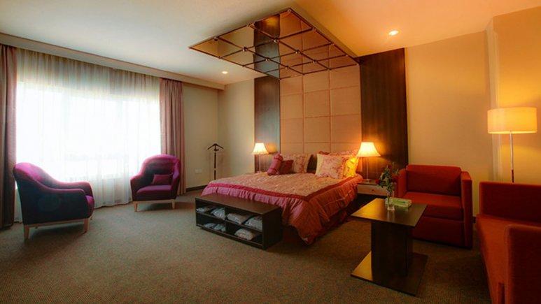 اتاق دو تخته دبل هتل ایران