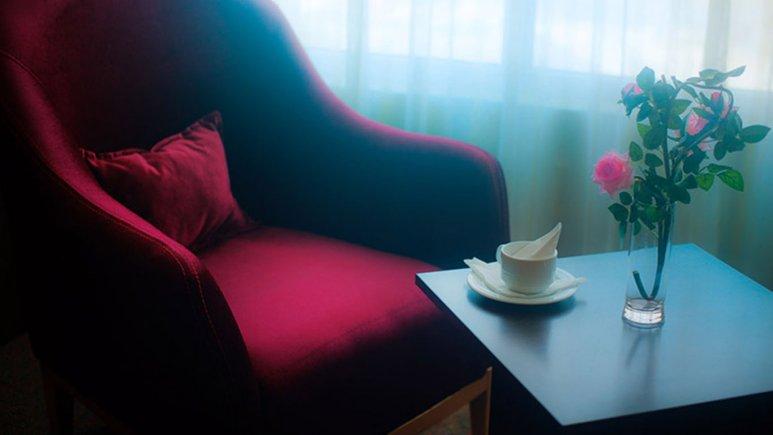 نمای داخلی اتاق هتل ایران