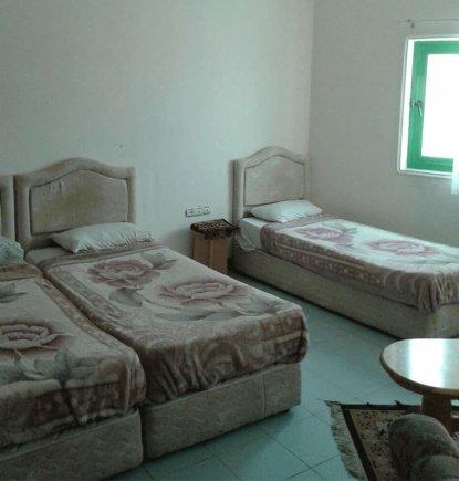 اتاق سه تخته هتل قصر قابوس