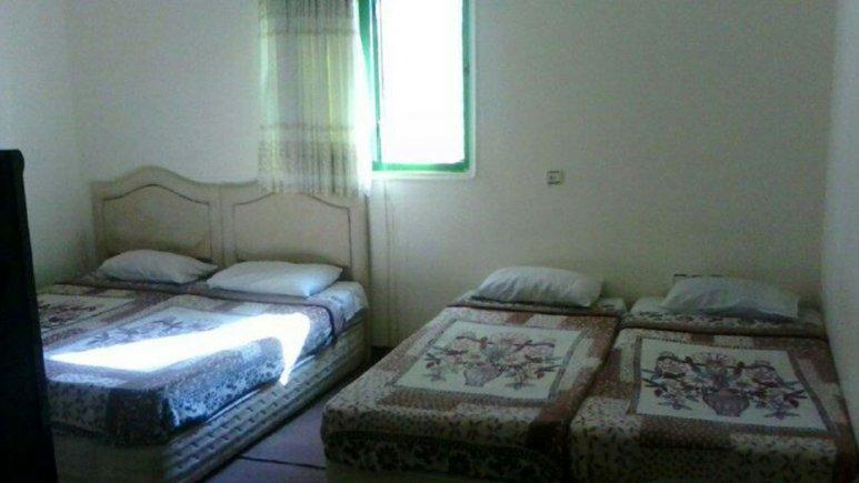 اتاق چهار تخته هتل قصر قابوس