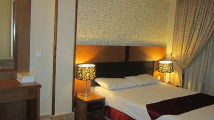 اتاق دو تخته هتل سروش