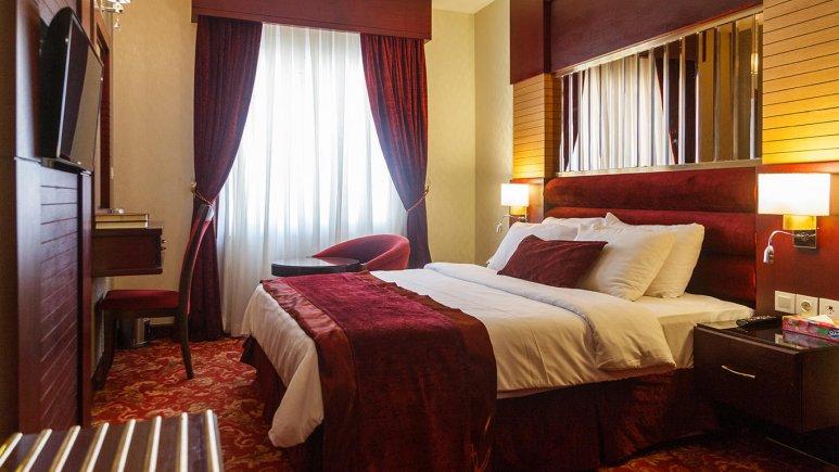 هتل الماس مشهد اتاق دو تخته دابل رویال