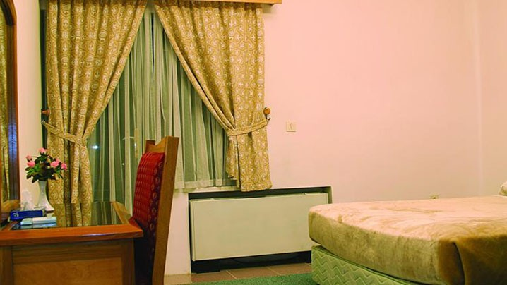 اتاق دوتخته هتل جهانگردی آستارا