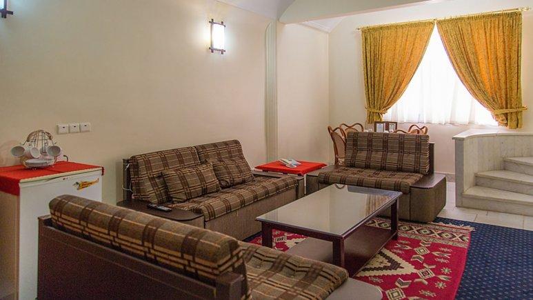 سوییت هتل جهانگردی بسطام