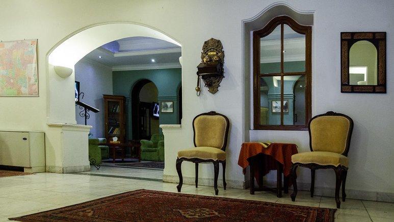 هتل قناری تهران لابی 3