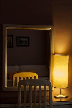 نمای داخلی اتاق هتل قناری