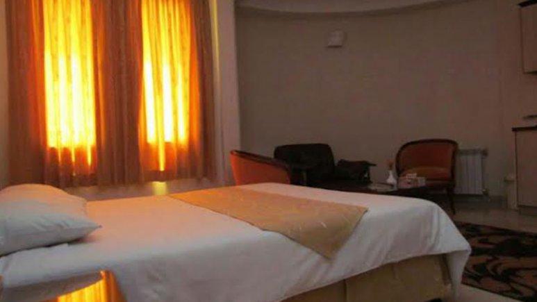 سوییت هتل آپارتمان افرا