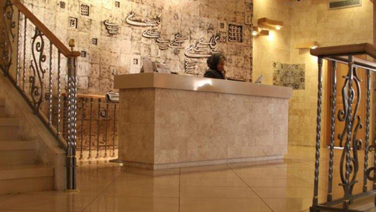 پذیرش هتل جم