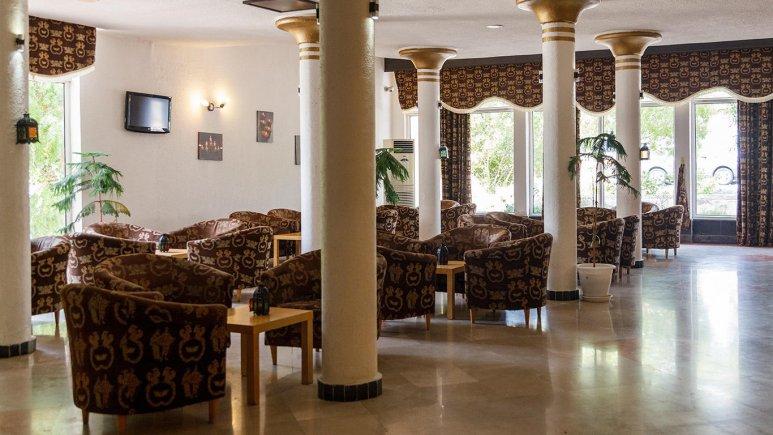 هتل لوتوس کیش لابی 1
