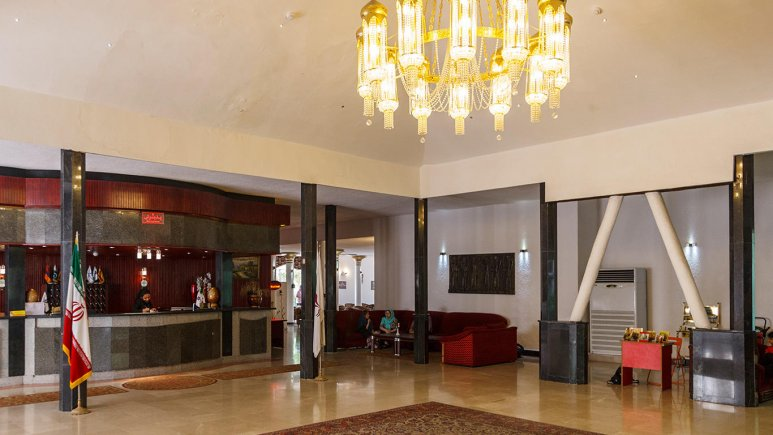 هتل لوتوس کیش لابی 2