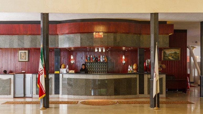 هتل لوتوس کیش پذیرش