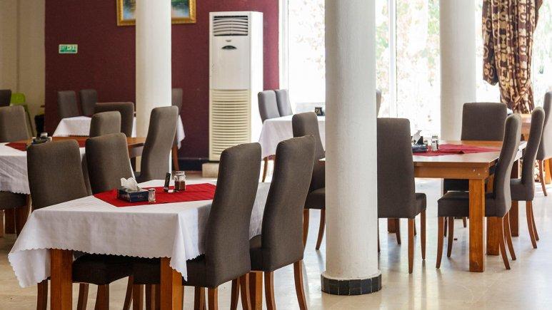 هتل لوتوس کیش رستوران 1