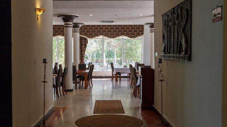 هتل لوتوس کیش رستوران 2