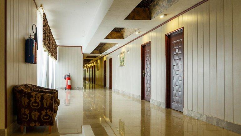 هتل لوتوس کیش فضای داخلی هتل