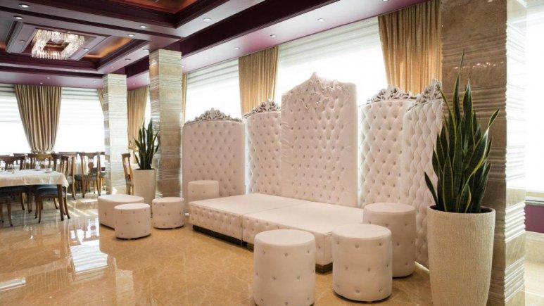هتل سیمرغ تهران تالار پذیرایی 2