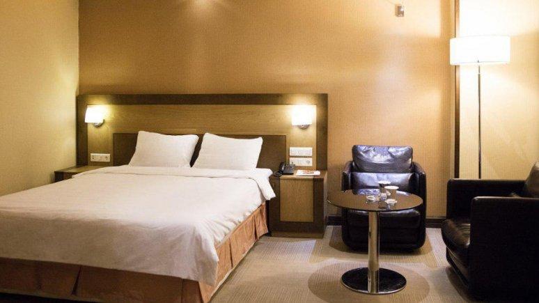 هتل سیمرغ تهران اتاق دو تخته دابل 1