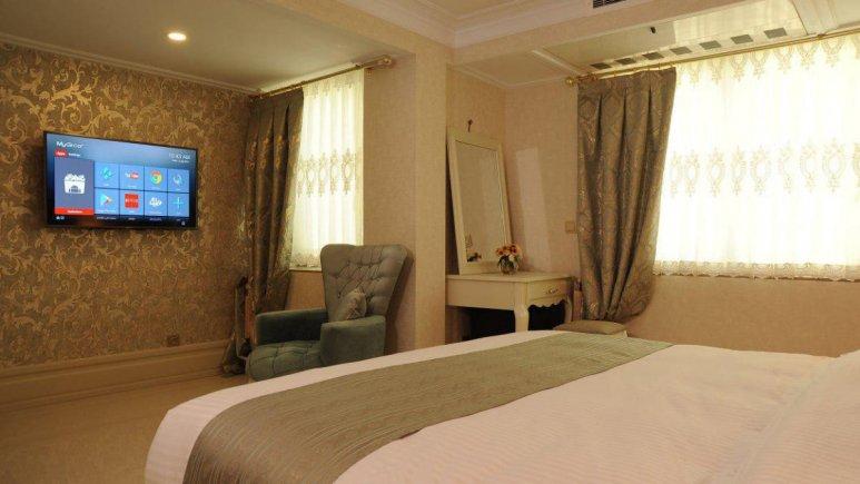 هتل سیمرغ تهران اتاق دو تخته دابل 2
