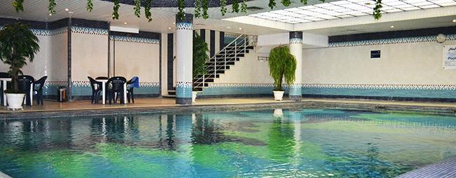 هتل چهار ستاره سیمرغ تهران