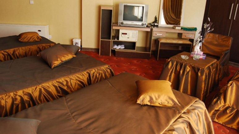 اتاق سه تخته هتل اسپادانا