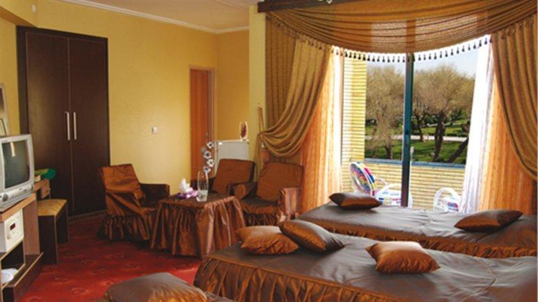 اتاق دو تخته هتل اسپادانا