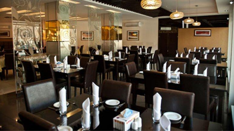 اتاق رستوران هتل اسپادانا