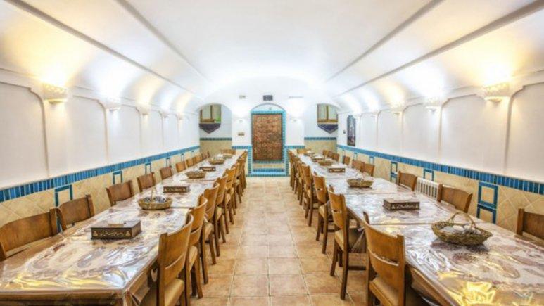 تالار هتل حاج ملک