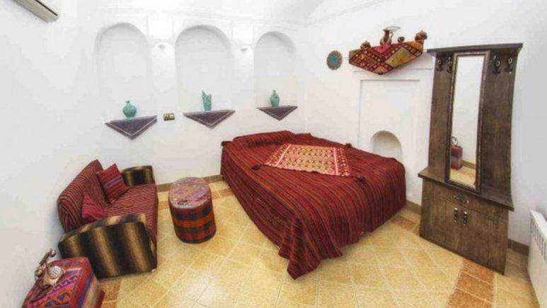اتاق دو تخته دبل هتل حاج ملک