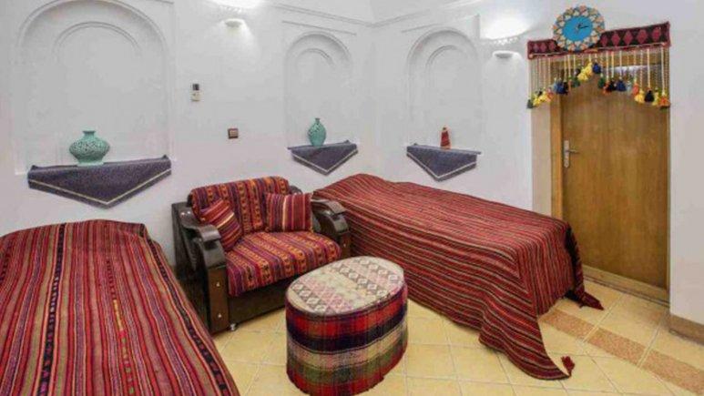 اتاق هتل حاج ملک