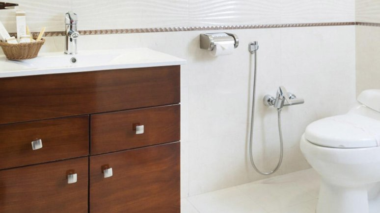 هتل حلما مشهد سرویس بهداشتی
