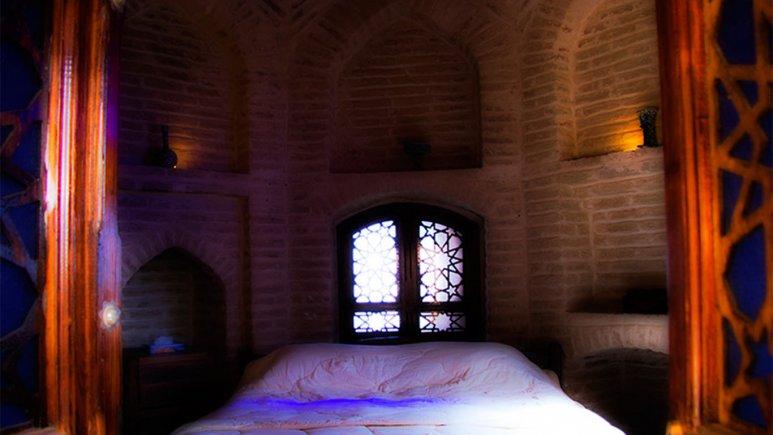 اتاق دو تخته دبل هتل کاروان سرای عباسی کوهپا