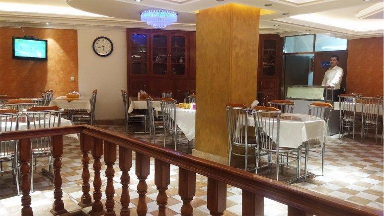 رستوران هتل سینا تبریز