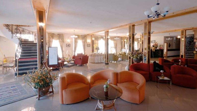 رزرو هتل ارزان قیمت در کیش | هتل پارس نیک