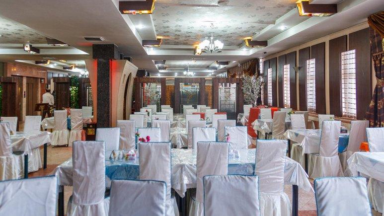 هتل آپارتمان فیروزه توس مشهد رستوران