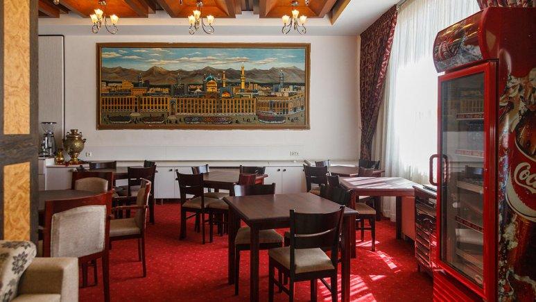 هتل صادقیه مشهد کافی شاپ
